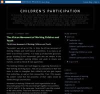 Children's Participation Blog