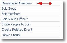 Message members