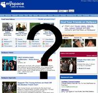 To MySpace or not to MySpace? Or //How to// MySpace and //how not to// MySpace?