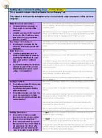 Participative Session Planning Tool
