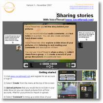 Using VoiceThread for Consultation and Participation